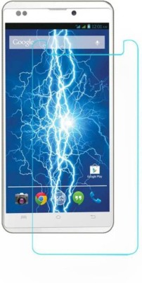 RM WORLD Tempered Glass Guard for Lava Iris Fuel 20