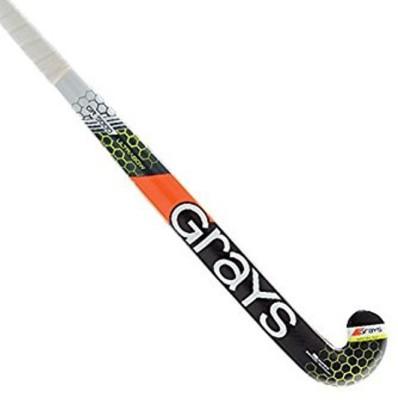Grays GR 5000 Ultrabow Hockey Stick - 37.5 inch(Multicolor)