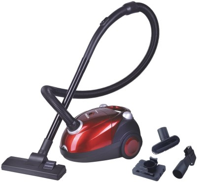 Prestige Wet and Dry Vacuum Cleaner Wet & Dry Cleaner(Red)