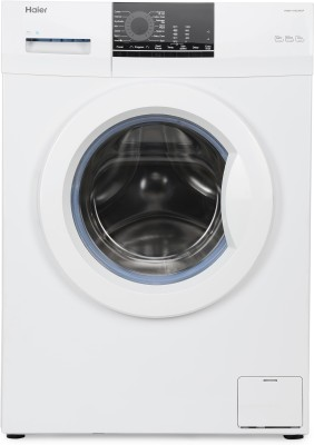 Haier 6 kg Fully Automatic Front Load Washing Machine White(HW60-10829NZP) (Haier)  Buy Online