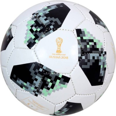 A1 Retail Sports New Russia Prime 2018 Football - Size: 5(Pack of 1, Multicolor)