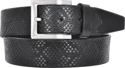 e05e1565c42 60% OFF on Itadia Men Casual Black Genuine Leather Belt on Flipkart ...