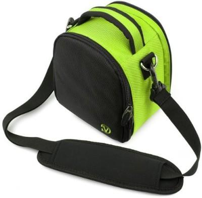 Vangoddy Laurel Camera Bag - Sony Cyber - Shot Dslr Digital Cameras - IN_camlea035_k3  Camera Bag(Green)  available at flipkart for Rs.4337
