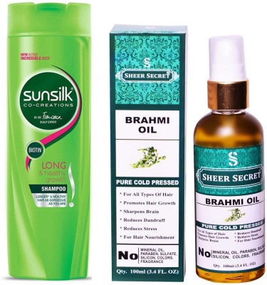 SUNSILK combo kit(Set of 2)