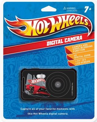 Hot Wheels Digital ZVHW-6330 DSLR Camera NA(Black) 1