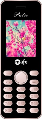 Mafe Pulse(Black & Rose Gold)