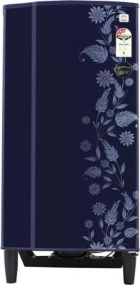 Haier 195 L Direct Cool Single Door 4 Star Refrigerator(Brushline Silver, HRD - 1954BS-R/E // 1954CBS-E)