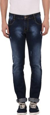 Studio Nexx Slim Men Dark Blue Jeans
