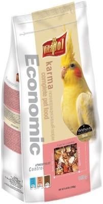 ROYAL PET Vitapol Karma Economic 1200g Cockatiel Food   Without Preservatives   Atmosphere Control   1.2 kg Dry Bird Food