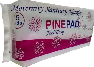 pinepad Eco friendly Maternity Sanitary Pad(Pack of 2)