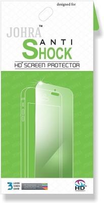 Johra Screen Guard for LG Q6 Plus(Pack of 1)