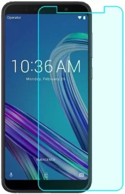 GS Smart Tempered Glass Guard for Asus Zenfone Max Pro M1(Pack of 1)