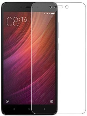 Knotyy Tempered Glass Guard for Mi Redmi Note 4(Pack of 1)