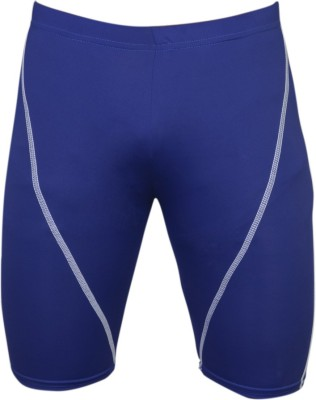 SHELBY Solid Men & Women Blue Cycling Shorts, Beach Shorts, Running Shorts, Gym Shorts, Sports Shorts, Boxer Shorts