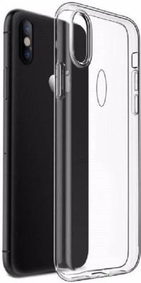 Monagamy Back Cover for Mi Redmi Note 5 Pro Transparent