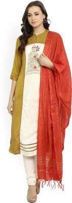 Aurelia Women Kurta and Churidar Set at flipkart