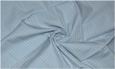 20225519d5c 5% OFF on Raymond Giza Cotton Checkered Shirt Fabric(Un-stitched) on  Flipkart