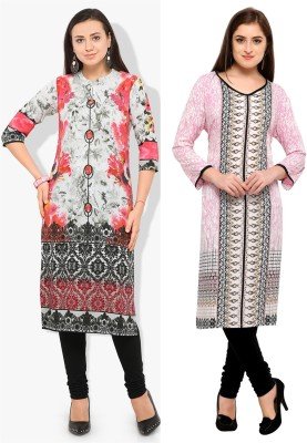 Fashionmandi Casual Printed Women