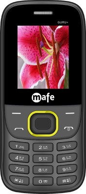 Mafe Guru Plus(Black & Yellow)