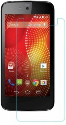 Desirtech Tempered Glass Guard for Karbonn Sparkle V