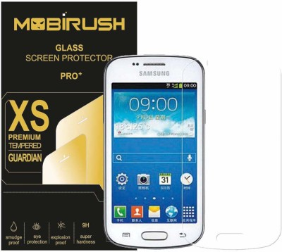 Mobirush Tempered Glass Guard for samsung galaxy star pro(Pack of 1)
