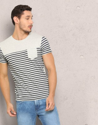Metronaut Athleisure Striped Men