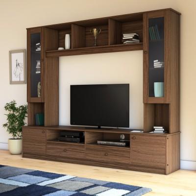 Perfect Homes by Flipkart Zouk TV Entertainment Unit(Finish Color - Wenge)
