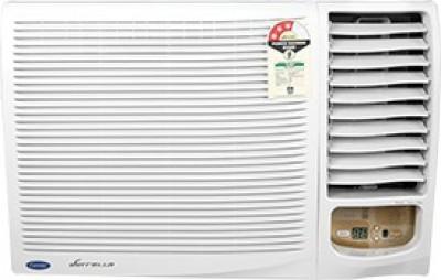 View Carrier 1 Ton 3 Star BEE Rating 2018 Window AC  - White(ESTRELLA, Copper Condenser)  Price Online