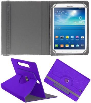 ACM Flip Cover for Samsung Galaxy Tab 3 T311(Purple, Cases with Holder)