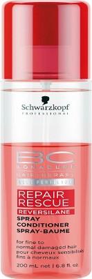 Schwarzkopf Professional BC Bonacure Repair Rescue Reversilane Intense Spray Conditioner(200 ml)