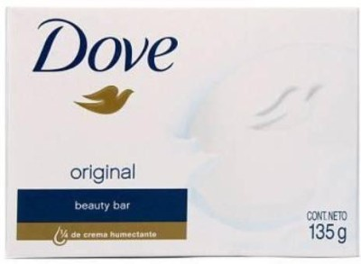 Dove Original Beauty Bar(6 x 135 g) at flipkart