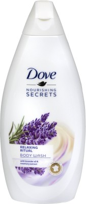 Dove Relaxing Ritual Body Wash(500 ml) at flipkart