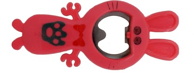 Fully Cartoon characters bottle opener Carabiner(Red)
