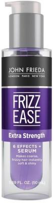 John Frieda Frizz Ease Extra Strength 6 Effects+ Serum, 1.69 Ounces(50 ml)