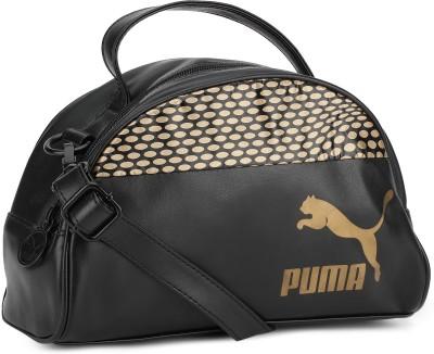 52% OFF on Puma Hand-held Bag(Black) on Flipkart  ccc8634e5a4bc