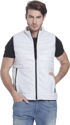 Jack & Jones Sleeveless Solid Men Jacket