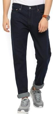 United Colors of Benetton Slim Men Dark Blue Jeans