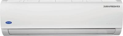 Carrier 2 Ton 3 Star BEE Rating 2018 Split AC - White(DURAFRESHX, Copper Condenser) 1