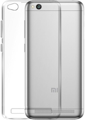 Flipkart SmartBuy Back Cover for Mi Redmi 5A(Transparent, Flexible Case)