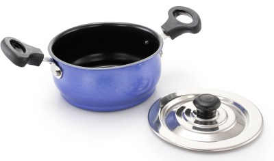 Mahavir NON STICK HANDI SET Cookware Set Iron, 1   Piece