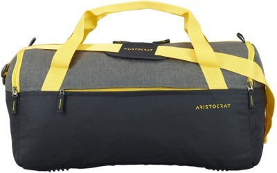 a04097314234 Buy Aristocrat 20 inch 51 cm SWISH DUFFLE 52 BLACK Travel Duffel Bag(Black)  on Flipkart