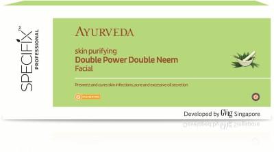 VLCC Specifix Professional Ayurveda Double Power Neem Facial