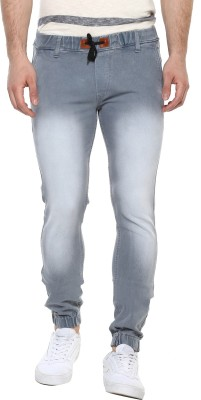 Urbano Fashion Slim Men's Grey Jeans