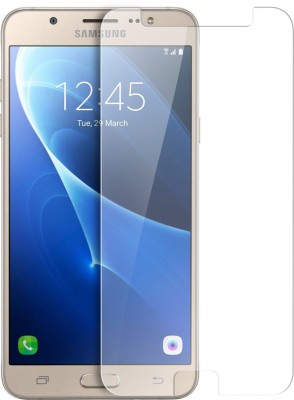 Knotyy Tempered Glass Guard for Samsung Galaxy J7 - 6 (New 2016 Edition)(Pack of 1)