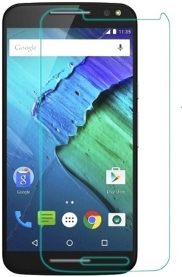H.K.Impex Tempered Glass Guard for Motorola Moto X Play, Motorola Moto X Play(Pack of 1)