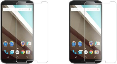 Zootkart Tempered Glass Guard for Lg Nexus 6(Pack of 2)