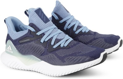 8f30f2361524b 48% OFF on ADIDAS ALPHABOUNCE BEYOND W Running Shoes For Women(Blue) on  Flipkart