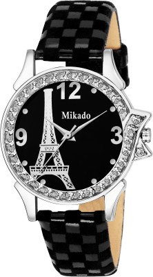 Mikado Adorable Blue Analog watch for Women And Girls Watch  - For Girls