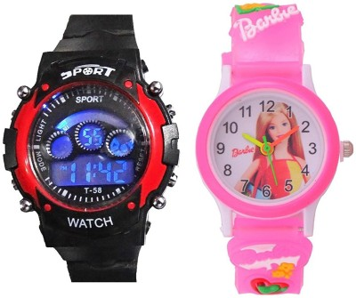 Cstyle Tiger07 Tiger07 Analog Watch - For Boys & Girls