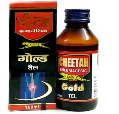 Cheetah Gold Gold 100 ml Liquid(100 g)